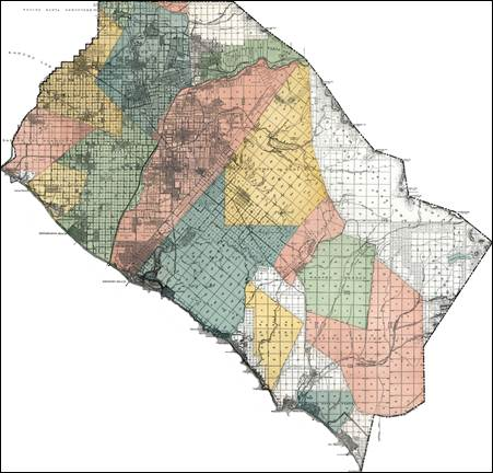 Description: U:\Area 10-1\Miscellaneous\Section Marker\Orange County Rancho Maps - 1955.jpg